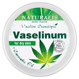 Naturalis Kosmetická vazelína +cannabis oil 100g