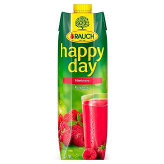 Rauch Happy Day Malina 1l