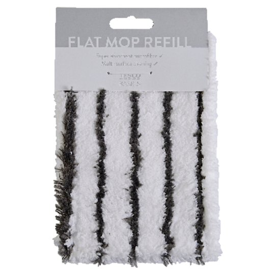 Tesco Flat Mop Refill