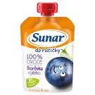 Sunárek Do Ručičky Apple Blueberry 100% Fruit 100g