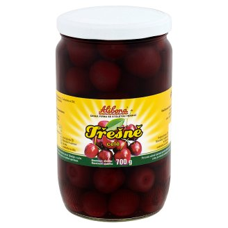 Alibona Cherries Whole 700g
