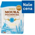 Tesco Semi-Coarse Flour 1kg