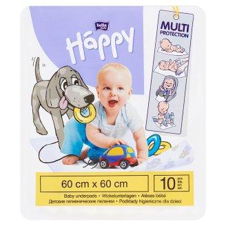 Happy Dětské podložky 60 x 60 cm á 10 ks