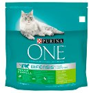 Purina ONE Indoor Rich Turkey and Whole Grain Cereals 1.5kg