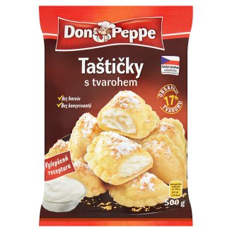 Don Peppe Pastry with Curd 500g
