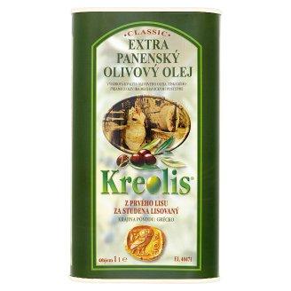 Kreolis Classic Extra panenský olivový olej 1l