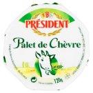 Président Palet de Chévre Soft-Ripened Goat Cheese 120g