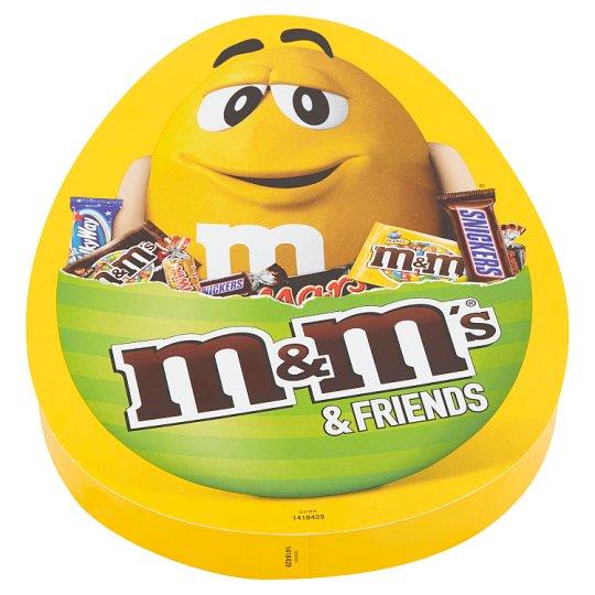 M&M's & Friends velikonoční vejce 182g