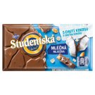 ORION STUDENTSKA PECET Milk Chocolate with Coconut Taste 180g