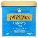 Twinings Lady Grey Aromatic Black Tea Blend, Infused with Orange, Lemon and Citrus Flavours 100g