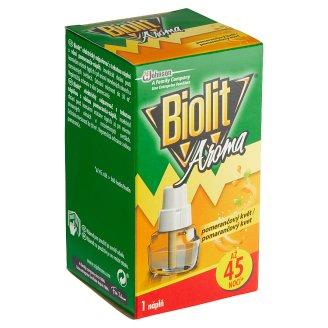 Biolit Aroma Elektrický odpařovač s tekutou náplní s vůní pomeranče náplň 27ml