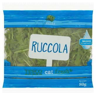 Tesco Eat Fresh Rukola praná 80g