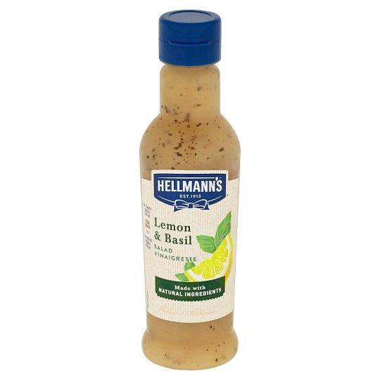 Hellmann's Salad Vinaigrette Lemon & Basil 210ml