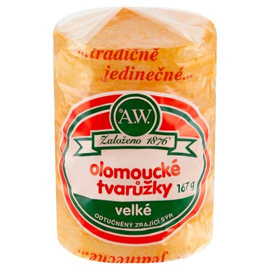 A.W. Olomouc Ripened Cheese Fat Free Large 167g