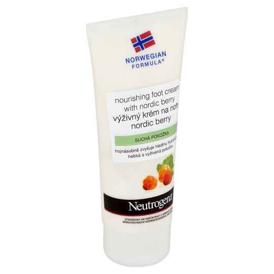 Neutrogena Nourishing Foot Cream Nordic Berry 100ml