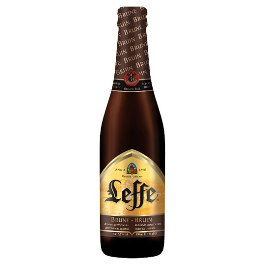Leffe Top-Fermented Dark Beer 0.33L