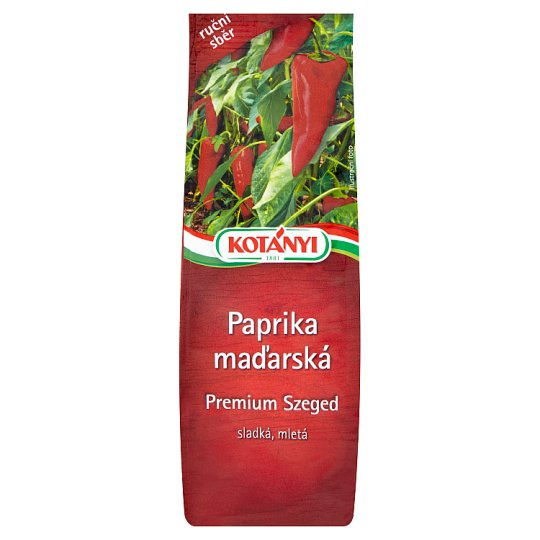 Kotányi Pepper Hungarian Sweet Ground 80g