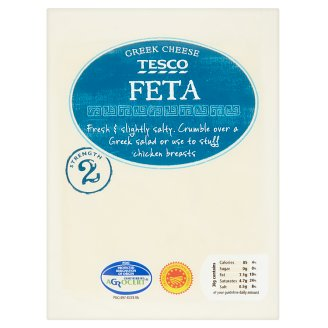 Tesco Greek Cheese Feta 200g