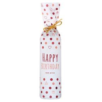 Happy Birthday Medina z horního Maďarska sladké červené víno 0,75l