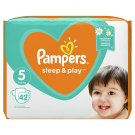 Pampers Sleep&Play V5, 42 Diapers, 11-16 kg