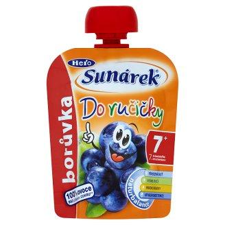Sunárek Do Ručičky with Blueberries 90g