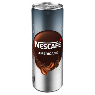 NESCAFÉ Black Roast, ledová káva 250ml