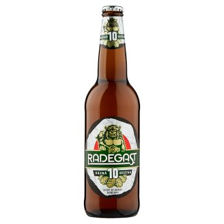 Radegast Rough 10 Draft Beer Light 500ml