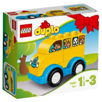 image 1 of LEGO DUPLO My First Bus 10851