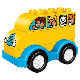 image 2 of LEGO DUPLO My First Bus 10851