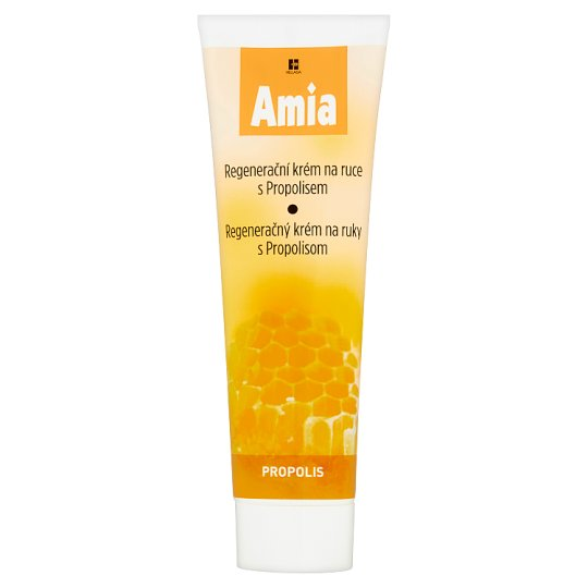 Amia Regenerative Hand Cream with Propolis 100ml
