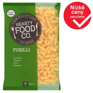 Hearty Food Co. Fusilli 500g