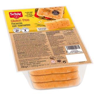 Schär Focaccia Rosemary Bread Gluten Free 200g