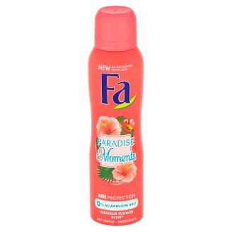 Fa Paradise Moments deodorant Hibiscus Scent 150ml
