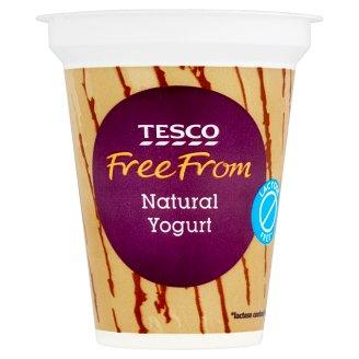 Tesco Free From Natural Yoghurt 150g