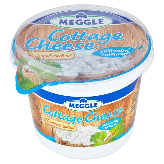 Meggle Cottage Cheese Natural 450g