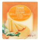 Tesco Smoked Edam 30% Sliced 100g