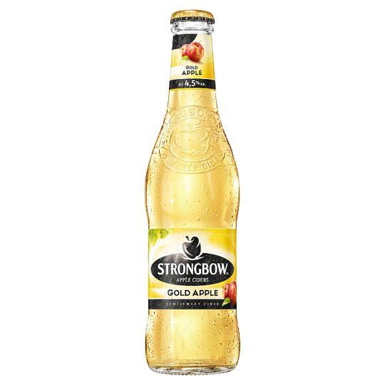 Strongbow Cider Gold Apple 330ml