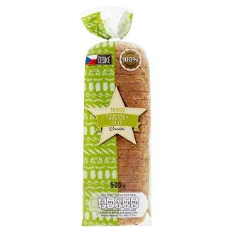 Tesco Toustový chléb cereální 500g