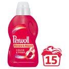 Perwoll Renew Advanced Effect Color & Fiber prací prostředek 15 praní 900ml