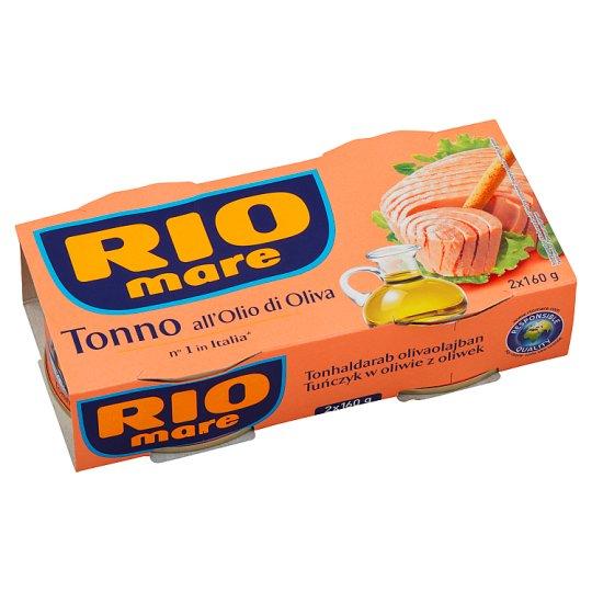 Rio Mare Tuna in Olive Oil 2 x 160g