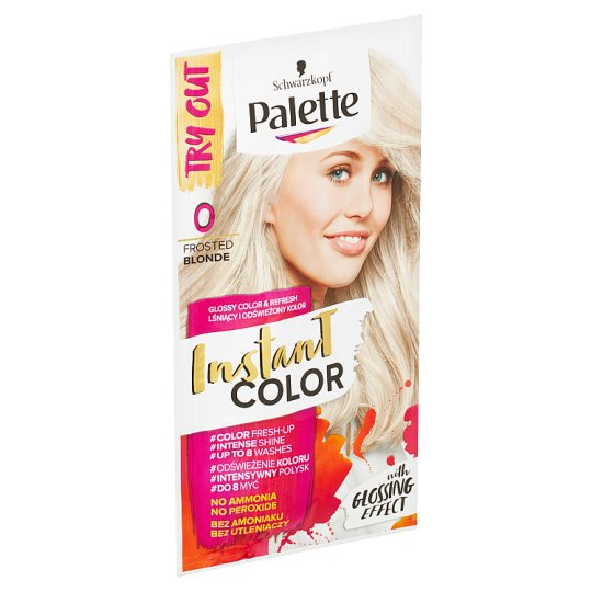 Schwarzkopf Palette Instant Color Hair Color Frosted Blonde 0 25ml