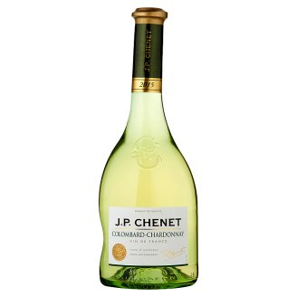 J.P. Chenet Colombard-Chardonnay bílé polosuché víno 750ml