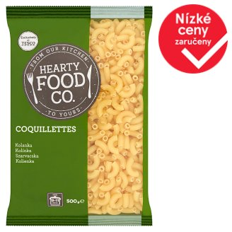 Hearty Food Co. Macaroni 500g