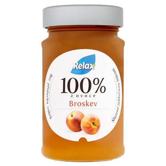 Relax 100% of Fruit Peach 220g