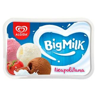 Big Milk Trio Neapolitana zmrzlina 1l