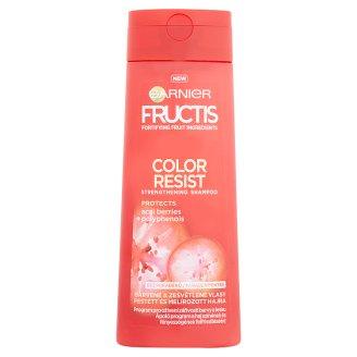 Garnier Fructis Color Resist posilující šampon na barvené vlasy 250ml