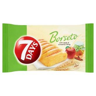 7 Days Borseto s jablečno-skořicovou náplní 60g