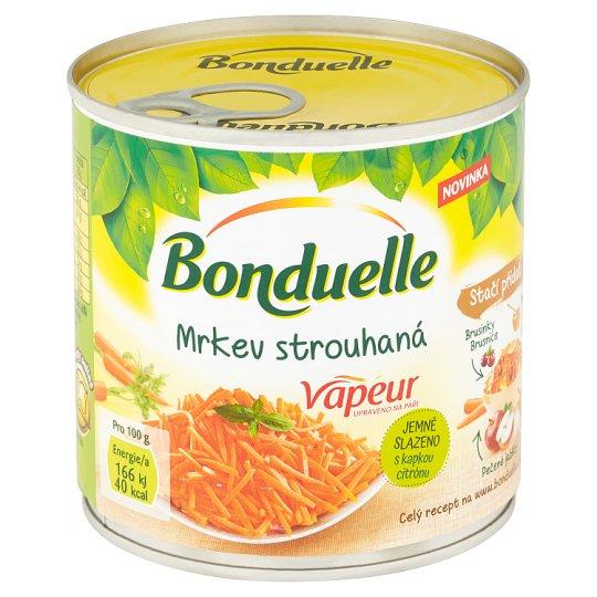 Bonduelle Vapeur Grated Carrot 270g