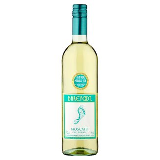 Barefoot Moscato White Wine Sweet 750ml