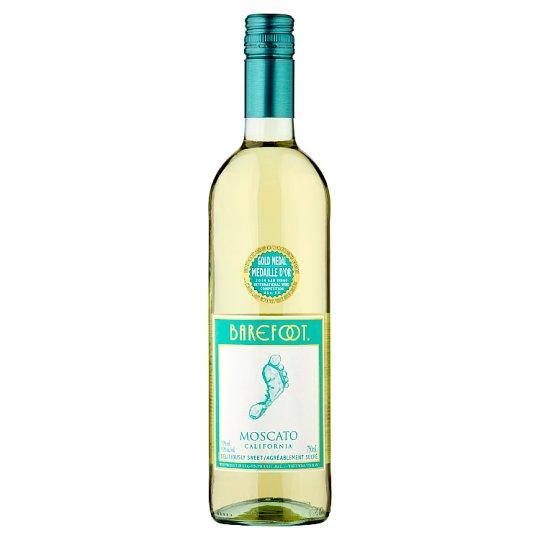 Barefoot Moscato bílé víno sladké 750ml